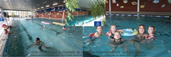 Piscine intercommunale de Saint Gilles Croix de Vie